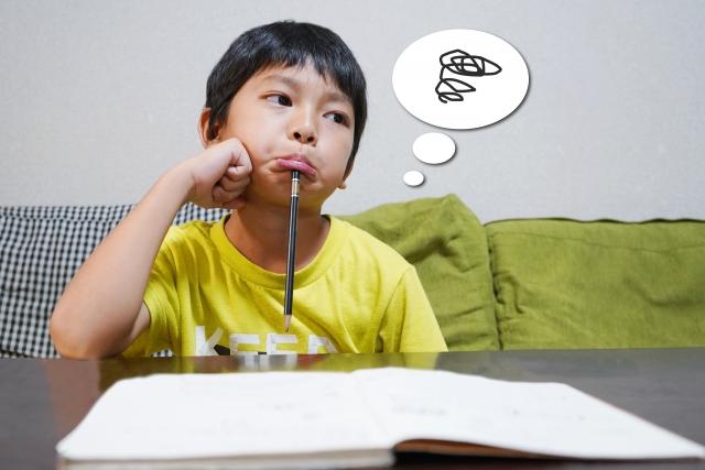 勉強が嫌い